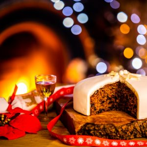 Enjoy Christmas with this Vegan Fruit Cake