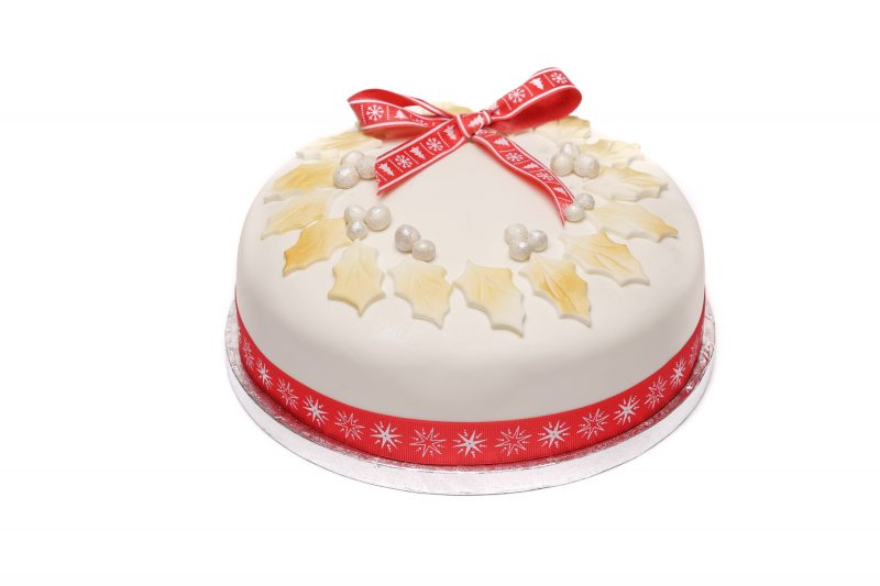 who doesn't look forward to a Christmas Cake with Brandy.