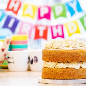 Perfect Lemon cakes for a birthday party